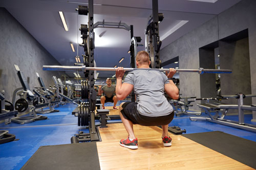 Weight Lifting and Back Health